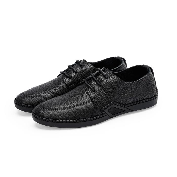 Giày nam da thật ELLY HOMME – EGTM6