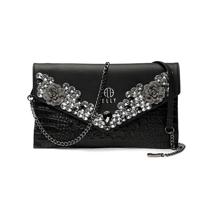 Túi clutch nữ cao cấp da thật ELLY – EC40