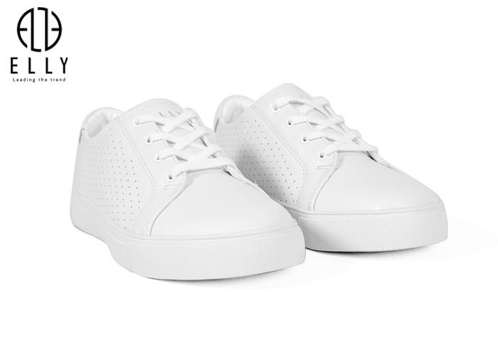 Giày nữ sneaker da thật ELLY- EGT113