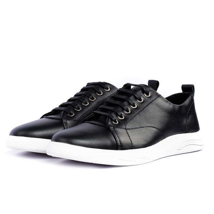 Giày nam sneaker da thật ELLY HOMME – EGTM22